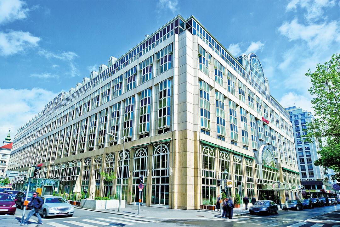 Bild: Marriott Wien_Quelle Marriott Hotels