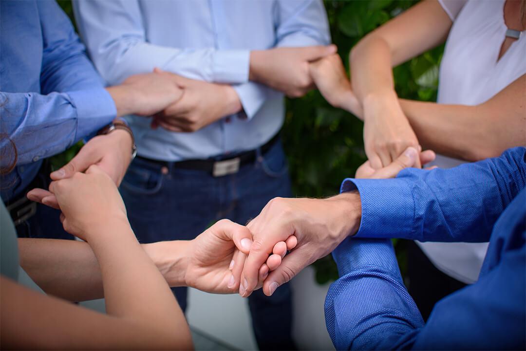 Teamwork bei DELTA