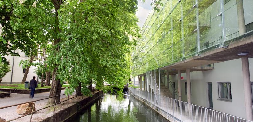 Am-Zwinger - Architecture DELTA