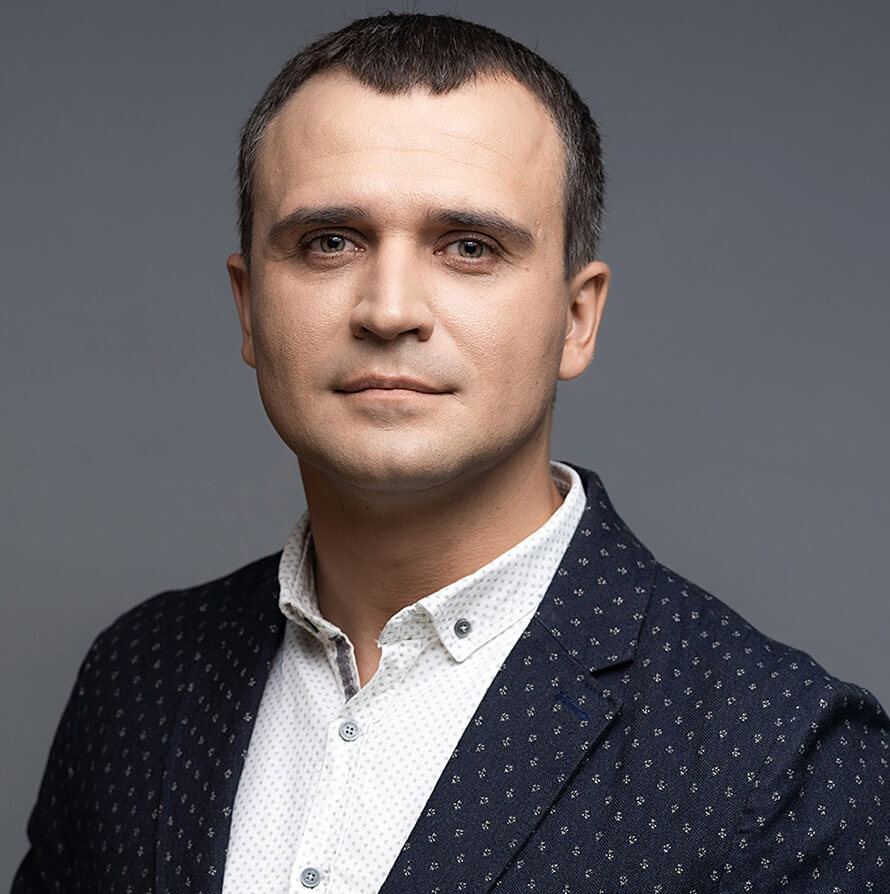 Sergiy Malyshko, CEO Alpha Construction Ukraine