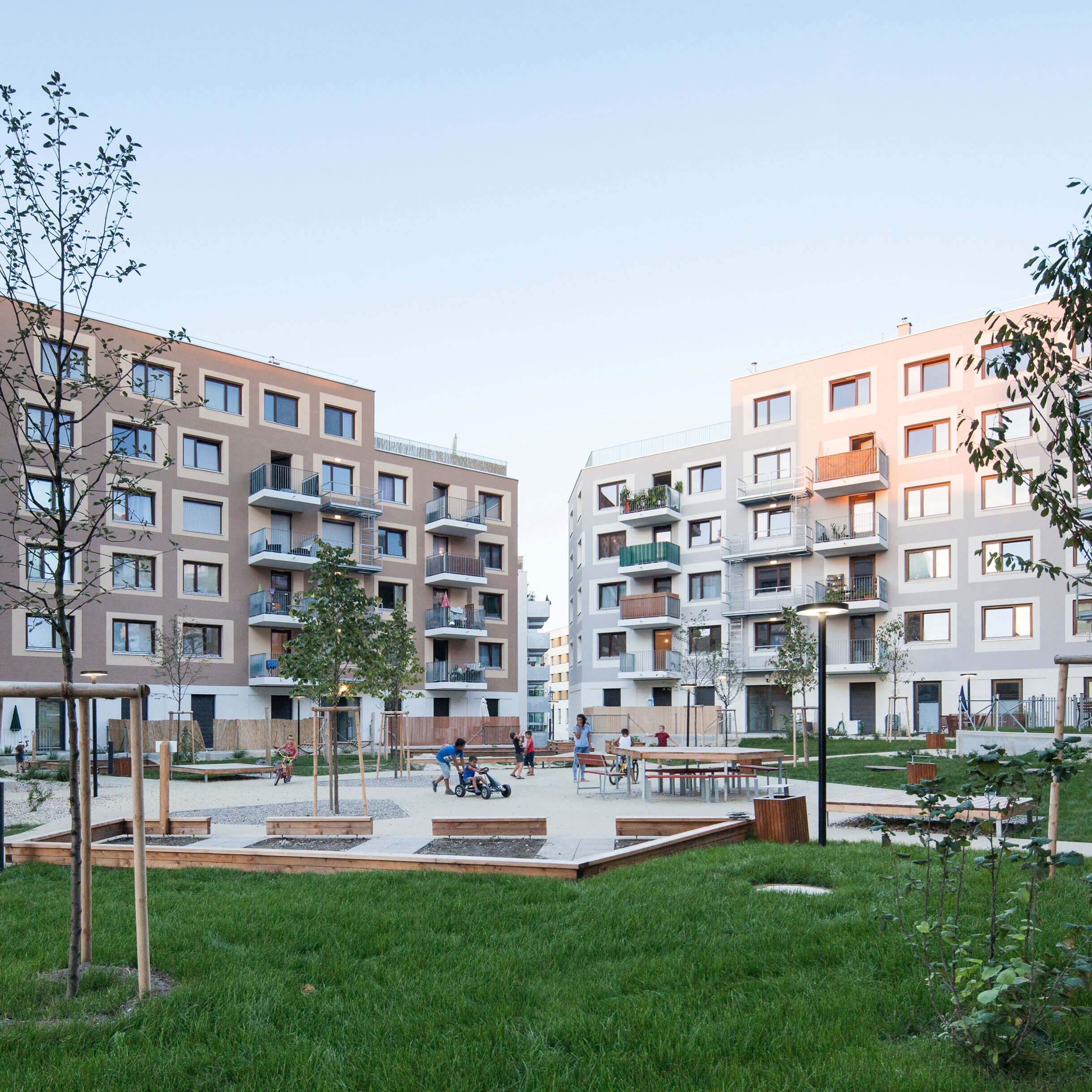 Architektura trvale udržitelných budov