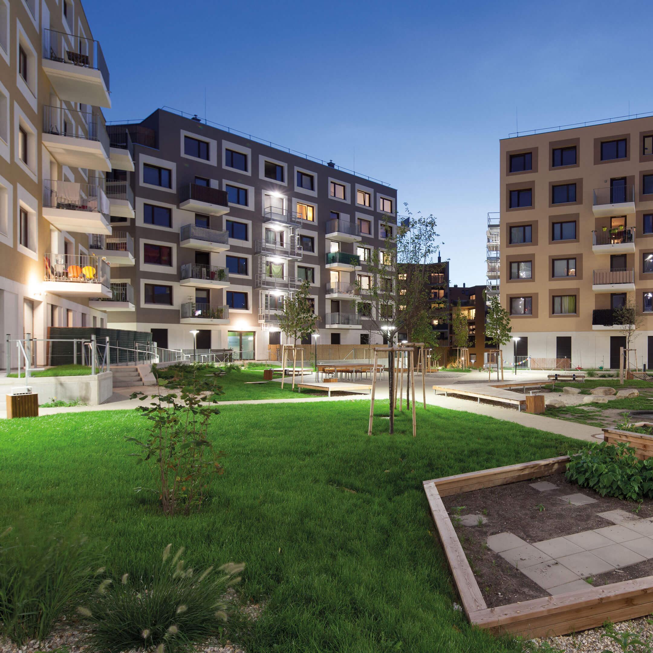 Seestadt Wien Aspern_DELTA_Architecture