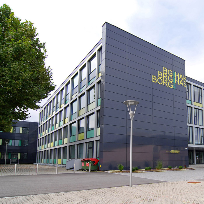 Secondary school centre Schärding_Quelle Fill_DELTA_General Planning_Project Management
