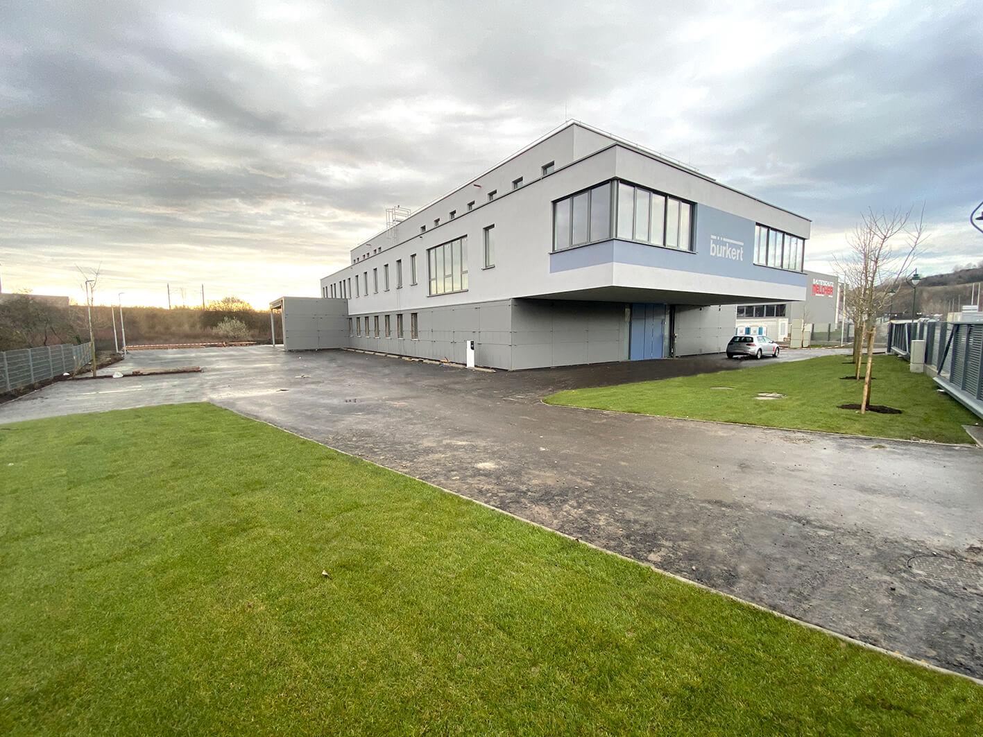 Exterior view of Burkert in Mödling
