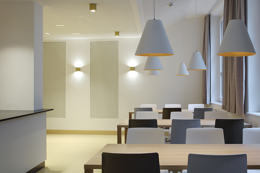 Hospital_Elisabethinen-Vienna_Dining Room